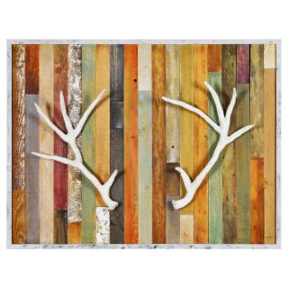 Ren Wil Cabins Crown Framed Wall Decor   18350744