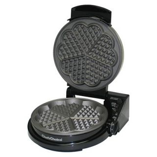 Chefs Choice Five of Hearts Nonstick WafflePro