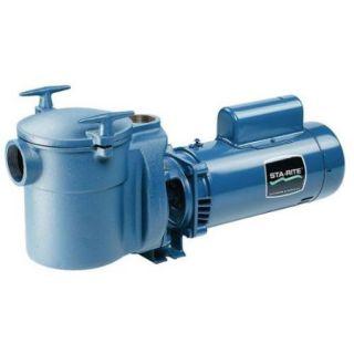 5PXD3 Pool/Spa Pump, 3/4HP, 3450, 115/230
