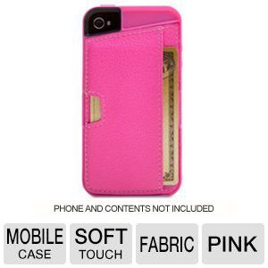 CM4 Q Card Mobile Case   Case for iPhone� 4/4S, Pink (8109003)