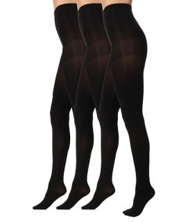 HUE Luster Tights 3 Pair Pack Basic Fall Assortment