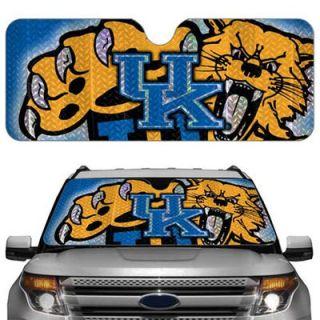 Kentucky Wildcats 23 x 57 Reflective Auto Sun Shade