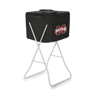 Picnic Time 2868 cu in Mississippi State Bulldogs Polyester Chest Cooler