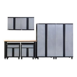 Duracabinet Pro II 7 Piece Storage Cabinet Set