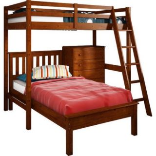Donco Kids Donco Kids Twin L Shaped Bunk Bed