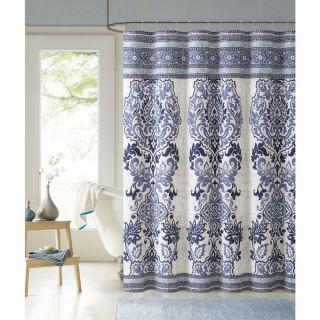 VCNY Mariah 100 percent Cotton Shower Curtain   17983589