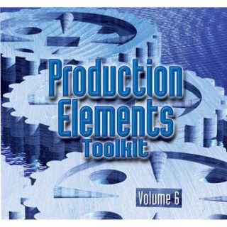 Sound Ideas Production Elements Toolkit   M SI PRO ELEM6 1648 DN