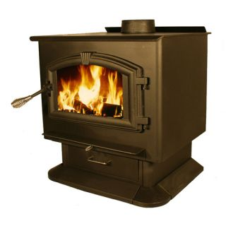 US Stove Wood Stove with Blower