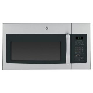 GE 1.7 cu. ft. Over the Range Microwave in Stainless Steel JVM6172RFSS
