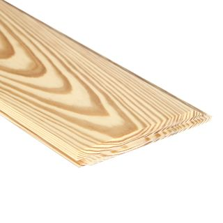 5.375 in x 1 ft New River Honey Pine Wall Plank
