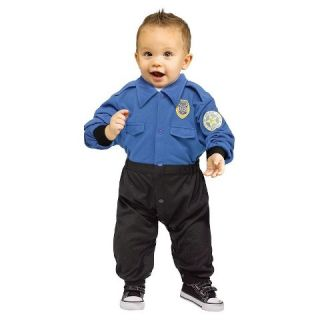 Toddler Policeman Costume