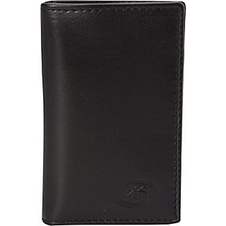 Mancini Leather Goods RFID Secure Mens Hipster Wallet