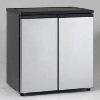 Avanti Model Rms551ss   Side by side Refrigerator/freezer   5.50 Ft   Auto defrost   3.30 Ft Net Refrigerator Capacity   2.20 Ft Net Freezer Capacity   120 V Ac   338 Kwh Per Year   Black, (rms551ss)