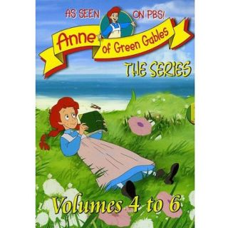 Anne Of Green Gables: The Animated Series, Vols. 4 6 (Full Frame)
