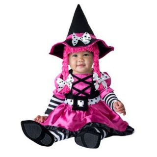 Infant Wee Witch Costume Size Medium 12 18 Months