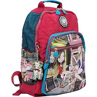 Nicole Lee WR Crinkle Nylon 15 Backpack Series I
