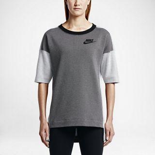 Camiseta para mujer Nike Rally Plus Crew MX