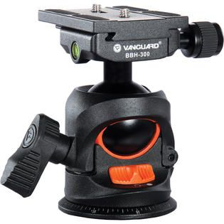 Vanguard BBH 300 Ball Head with Quick Release with Accessory Kit   TVs