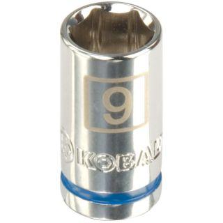 Kobalt 1/4 in Drive 9mm Shallow 6 Point Metric Socket