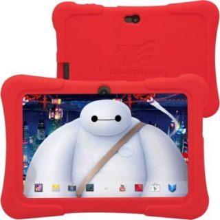"""Tablet Express Dragon Touch 7"""" Android Kids Tablet   Red   PC Platform   1.2 GHz Processor   512 MB RAM   8 GB   Quad Co"""