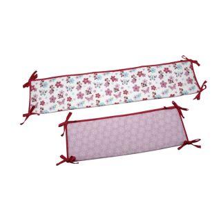 Disney Baby Minnies Garden Portable Crib Bumper   18724980