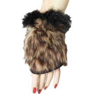 Costumes for all Occasions FM68788 Cougar Glovelets