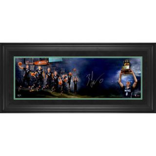 Zach LaVine Minnesota Timberwolves  Authentic Framed Autographed 10 x 30 Behind the Back Dunk Progression Photograph