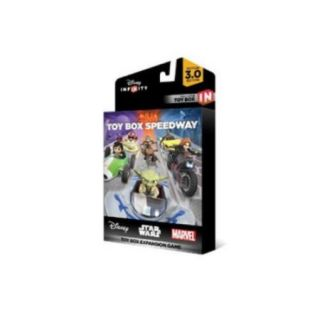 Disney Interactive Studios 1273620000000 Infinity 3.0 Ed Toy Box Spdway