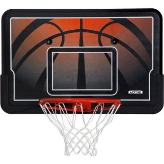 "Lifetime 44"" Impact Backboard and Rim Basketball Combo, 90703"