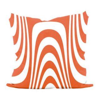 E By Design Animal Print Decorative Down Throw Pillow