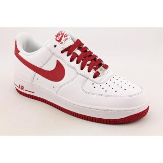 Nike Mens Air Force 1 07 Synthetic Athletic Shoe   15559628