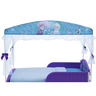 Delta Children Disney Frozen Convertible Toddler Bed