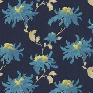 Graham & Brown 56 sq. ft. Fabulous Blue Wallpaper 31 295