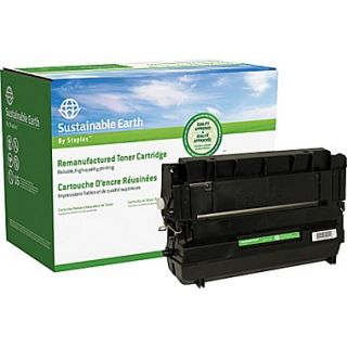 Sustainable Earth by Remanufactured Black Toner Cartridge, Pitney Bowes 815 7