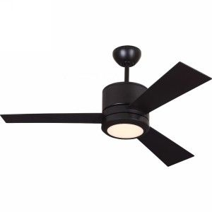 Monte Carlo MON 3VNR42OZD Vision II Oil Rubbed Bronze  Ceiling Fans Lighting
