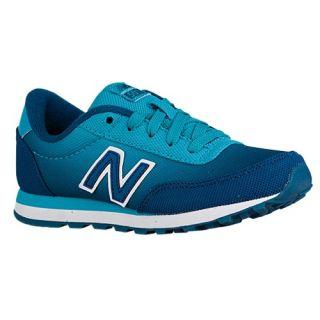 New Balance 501   Girls Preschool   Running   Shoes   Pink/Blue