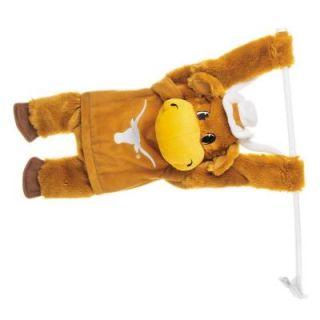 BSI Products NCAA Texas Longhorns 3D Mascot 1 ft. 3 in. x 1.5 ft. Car Flag 57534