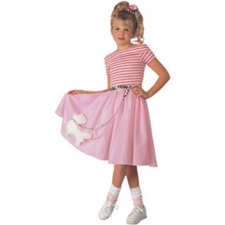 Nifty Fifties Child Halloween Costume