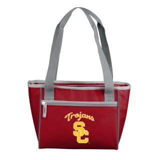 Logo Chairs USC Trojans 192 fl oz Polyester Bag Cooler