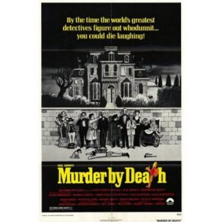 Murder By Death Movie Poster (11 x 17)