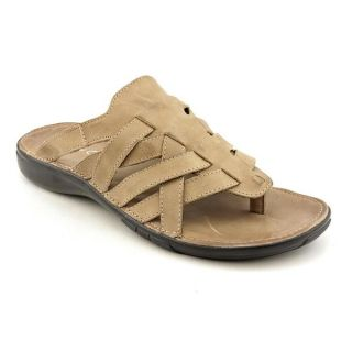 Kenneth Cole NY Mens Get Into Shape Leather Sandals (Size 10