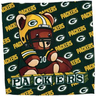 Green Bay Packers WinCraft Infant Burp Cloth