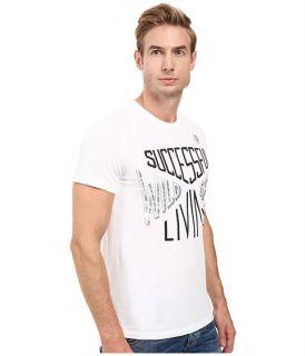 Diesel T Diego Hh T Shirt White