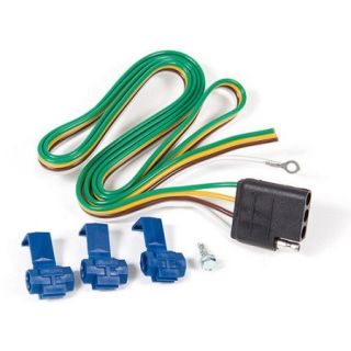 """Reese Towpower Wiring Kit 4 Vehicle End, 48"""" with Splice Connectors, Model #78058"""