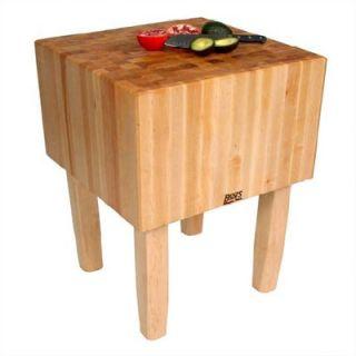 Furniture Kitchen & Dining Furniture Kitchen Islands & Carts John Boos