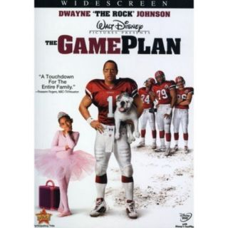 The Game Plan (Widescreen)