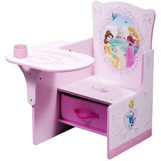 Disney Princess Desk & Chair with Storage Bin