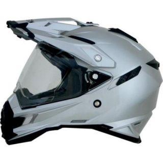 AFX FX 41DS Full Face Street Helmet Silver