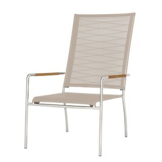Natun Dining Arm Chair by Mamagreen