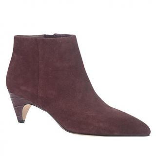 """Sam Edelman """"Lucy"""" Suede Ankle Bootie   7817006"""